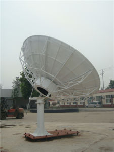 Satellite Antenna 3.7m Satellite TV Antenna pictures & photos