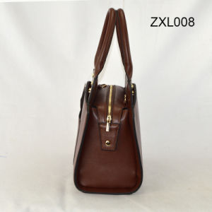 Zexin Elegant PU Shining Hand Bags Fashion Lady for Womens Lady Handbag Zxl008 pictures & photos