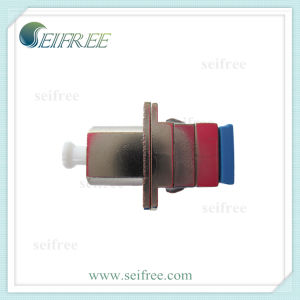Sc-LC Fiber Optical Cable Adapter pictures & photos