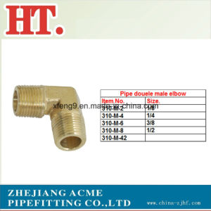 Forged 90 Degree Elbow Brass Pipe Fitting pictures & photos