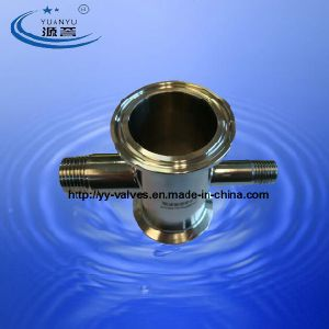 Extractor Parts-- Triclamp Reducer X NPT Male pictures & photos