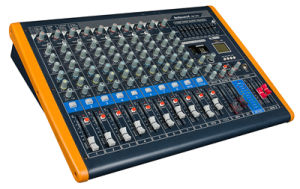 12 Channels Professional Audio Audio Mixer with USB RM12 pictures & photos