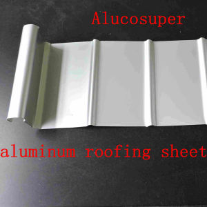 Alloy 3004 Aluminum Roofing Sheet pictures & photos