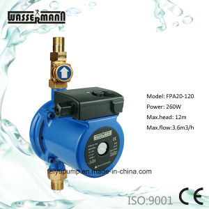 Household Pressure Booster Circulation Pumps pictures & photos