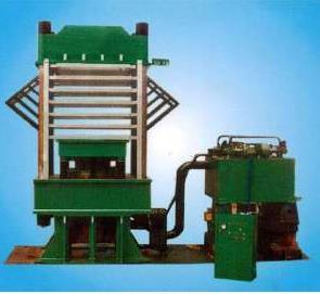 EVA Foaming Press Rubber Machinery pictures & photos