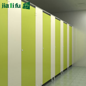 Jialifu 2015 Design Waterproof HPL Toilet Partition pictures & photos