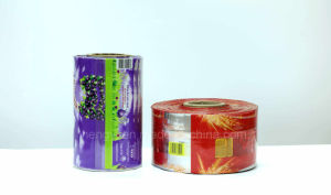Label Printing Used Rotogravure Printing in Pet/PVC/PE/BOPP Film pictures & photos