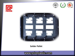 Prior Plastic Black Wave Solder Pallet pictures & photos