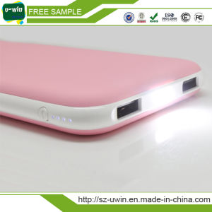 Real Capacity Mobile Charger Portable Power Bank 10000mAh pictures & photos