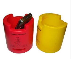 PU Material Can Holder Drinking Bottle Holder