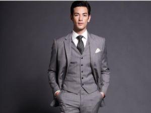 Wholesale Coat Pant Business Men Suit pictures & photos