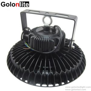 250W Matel Halide Lamp LED Replacement Industrial Lighting 60W 60 Watts UFO LED High Bay Light pictures & photos