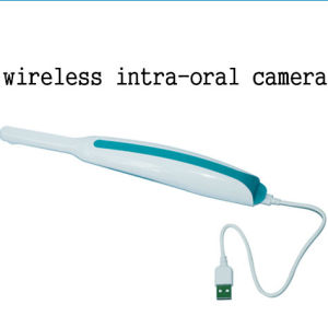 Dental Intraoral Camera 1.0 Mega Pixels / WiFi Connection Wireless Camera pictures & photos
