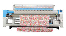 Industrial Quilting and Embroidery Machines