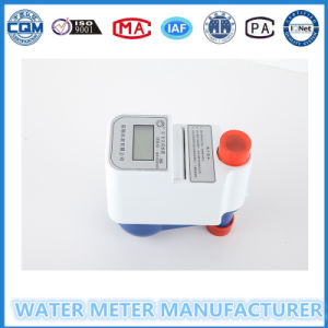 Prepaid Water Flow Meter in Vertical Type pictures & photos