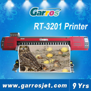Garros Dx5+ High Speed Wide Format Digital Eco Solvent Printer pictures & photos