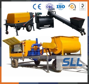 Concrete Foam Equipmen Foam Cement Brick Making Machine pictures & photos