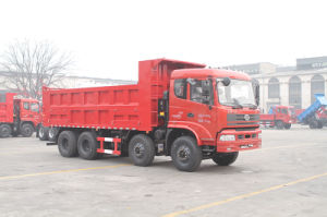 50 Ton Heavy Duty Minning Wholesale Steyr 8X4 Dump Truck pictures & photos