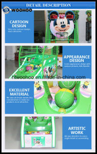 Kids Basketball Coin Operated Machine Street Basketball Game Machine pictures & photos