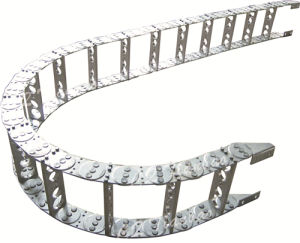 Stainless Steel or  Galvanized Large Machinery Cable Carrier pictures & photos