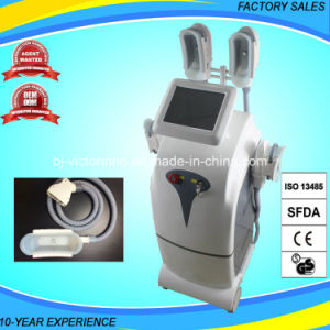 4 Handle Weight Loss Cryolipolysis Slimming Beauty Salon Machine pictures & photos