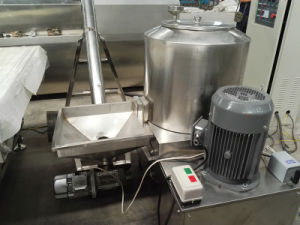 China Hot Sell Customized Cheap Snack Puffed Food Making Machine pictures & photos