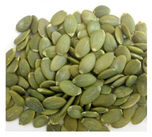 Export to Europe Shine Skin Pumpkin Seeds Kernels with Grade AA pictures & photos