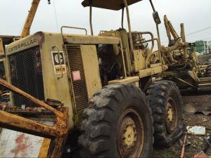 Used Cat 120g Grader for Sale, Used Caterpillar Motor Grader pictures & photos