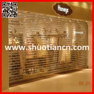 Automatic Polycarbonate Transparent Doors (ST-002) pictures & photos