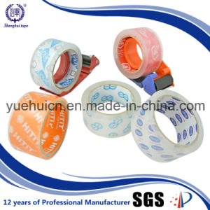 New Products Waterproof BOPP Tape Super Clear pictures & photos