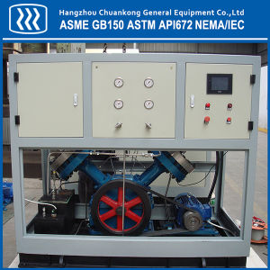 Oil Free Oxygen Booster Compressor pictures & photos