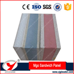 Sound Proof MGO Sandwich Panels Screenwall System pictures & photos