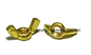 Wing Nuts (M4-M24 Brass DIN315) pictures & photos