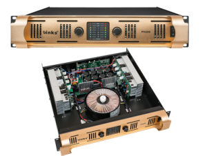 Es200 Two Channel Professional Power Amplifier pictures & photos