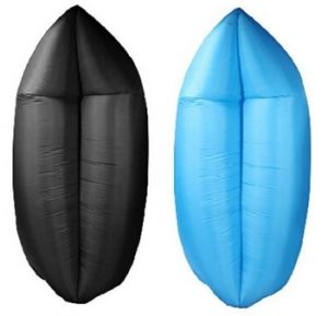 Nylon Inflatable Air Sleeping Bag Wholesales (A065) pictures & photos