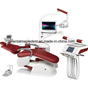 Luxury Dental Chair with CE and ISO Dental Unit Dental Equipment pictures & photos
