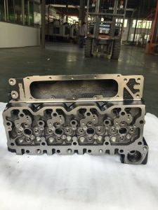 Cylinder Head Cummins Engine Part for 4isde pictures & photos