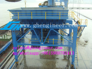 Rail Type Mobile Hopper on Port for Bulk Material pictures & photos