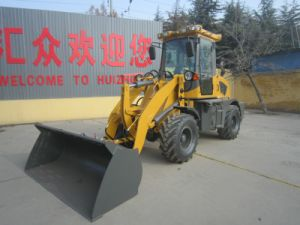 Snow Blade Zl15 1.5ton Mini Wheel Loader with Snow Tires pictures & photos