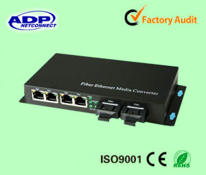 24 Ports for IP Camera Poe Connection Poe Switch pictures & photos