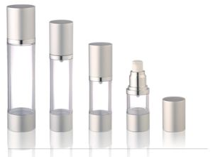 Acrylic Airless Bottles Sprayer Head for Cosmetic Packaging pictures & photos