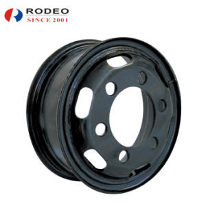Truck Tube Steel Wheel (8.5-24, 5.5-16, 6.0-16) pictures & photos
