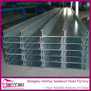 High Quality China Made Steel Galvanized C Purlin pictures & photos