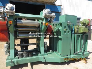 4 Roll Rubber Calender Xyf-400X1400 pictures & photos