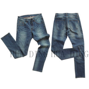 New Fashion Casual Men′s Denim Jeans (HDMJ0061) pictures & photos