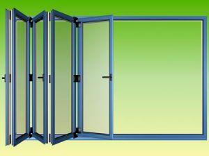 Thermal Break Bifolding Doors