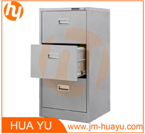 3-Drawer Filing Cabinet with Digital Combination Lock pictures & photos