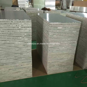 150mm Thick Aluminum Honeycomb Sandwich Panels pictures & photos
