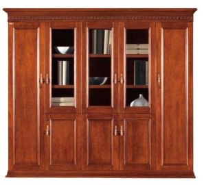 Veneer Glossy Filing Cabinet /Office Cabinet /Bookcase (NS-SL155) pictures & photos