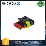 Waterproof Male Female Delphi PA66 Connectors pictures & photos